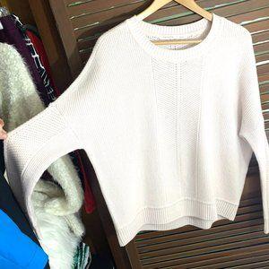 |•ATHLETA•| Wool/Cashmere Oversize Sweater
